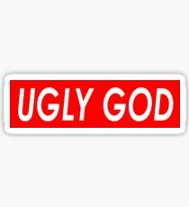UGLY GOD Sticker
