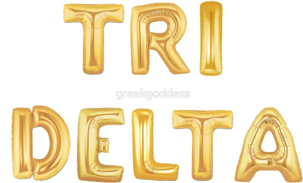 trideltarequest by greekgoddess