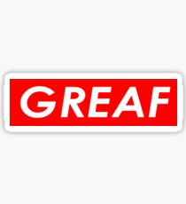 GREAF Sticker