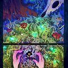 Bio-luminescent  by JMFenner