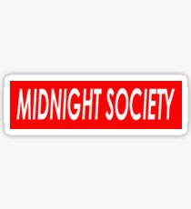 MIDNIGHT SOCIETY Sticker