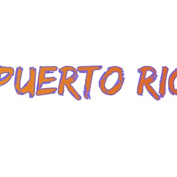 I'm Puerto Rican  by LiveBig