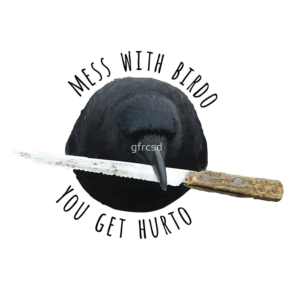 Mess with birdo, you get hurto by gfrcsd