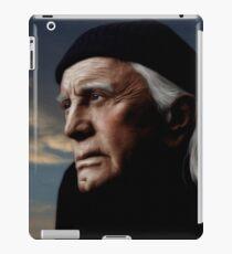 Kirk Douglas iPad Case/Skin
