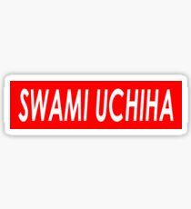 SWAMI UCHIHA Sticker