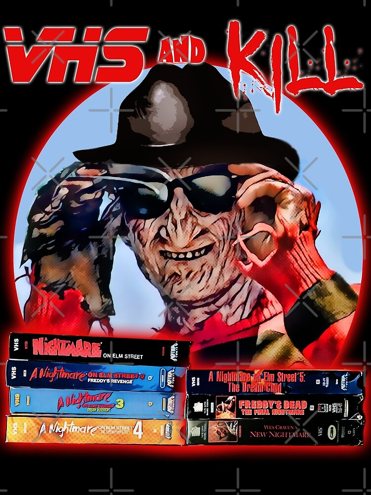 VHS and Kill by American  Artist