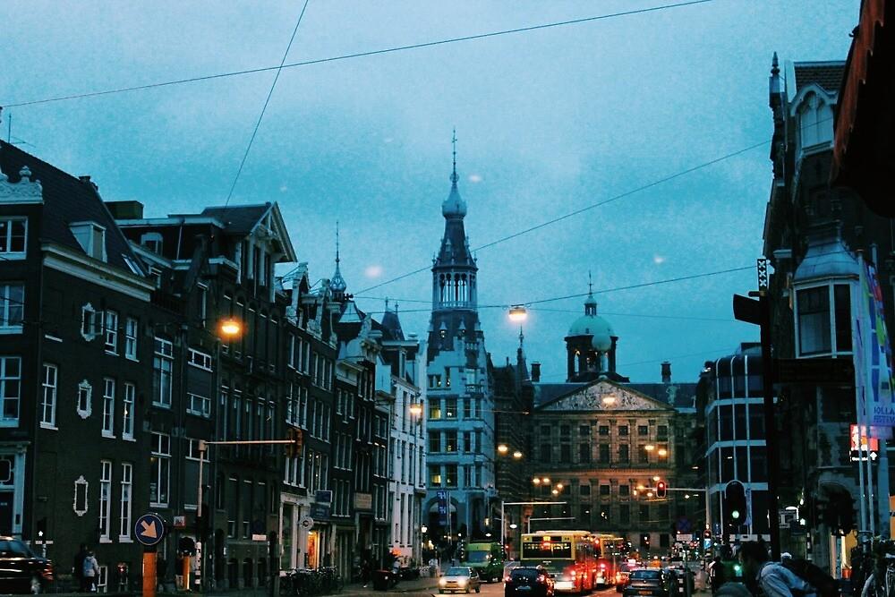 Amsterdam by Sophiatoubian