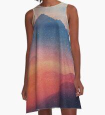 Landscape A-Line Dress