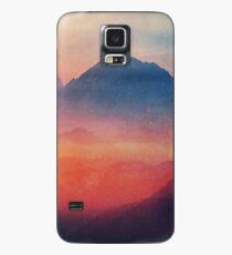Funda/vinilo para Samsung Galaxy Paisaje