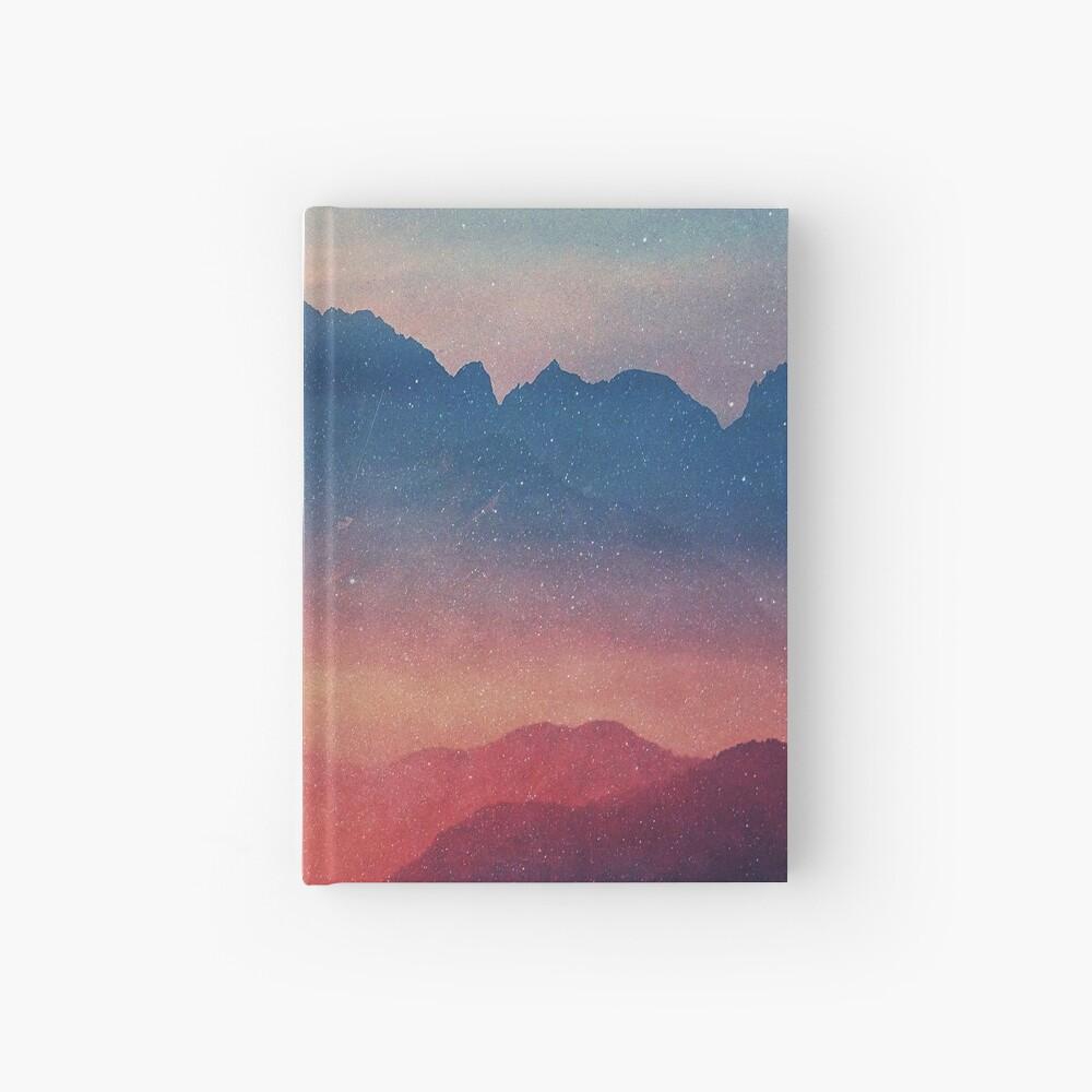 Landschaft Notizbuch