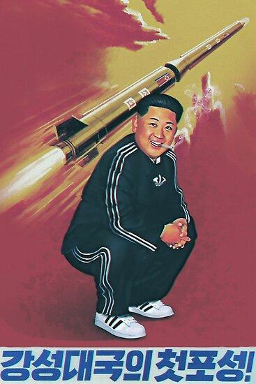 Trainingsanzug Rocket Man von oneksy