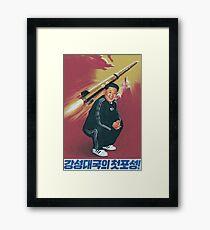 Trainingsanzug Rocket Man Gerahmtes Wandbild