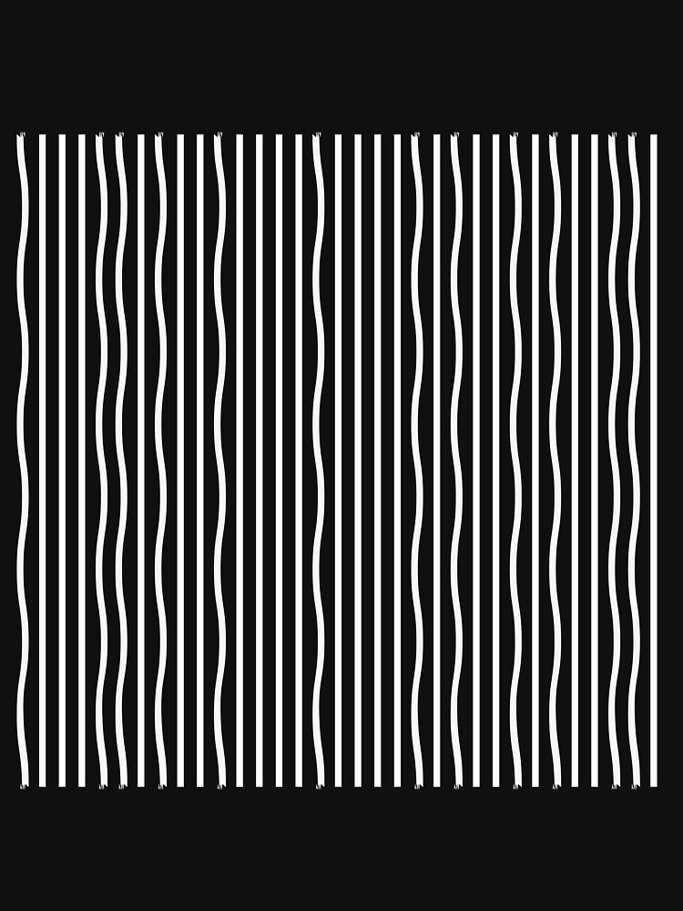Black and white stripes by Forby