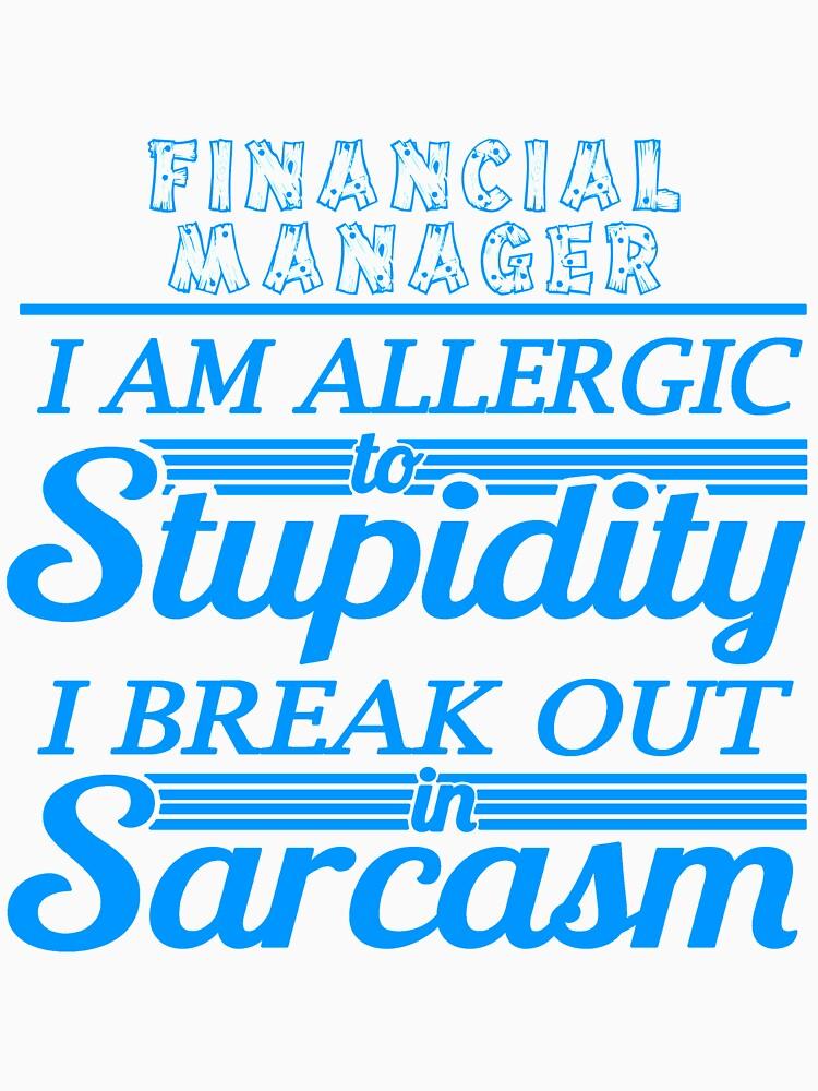 FINANCIAL MANAGER by EmmaaeNoah