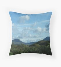Scottish Spleandour Throw Pillow