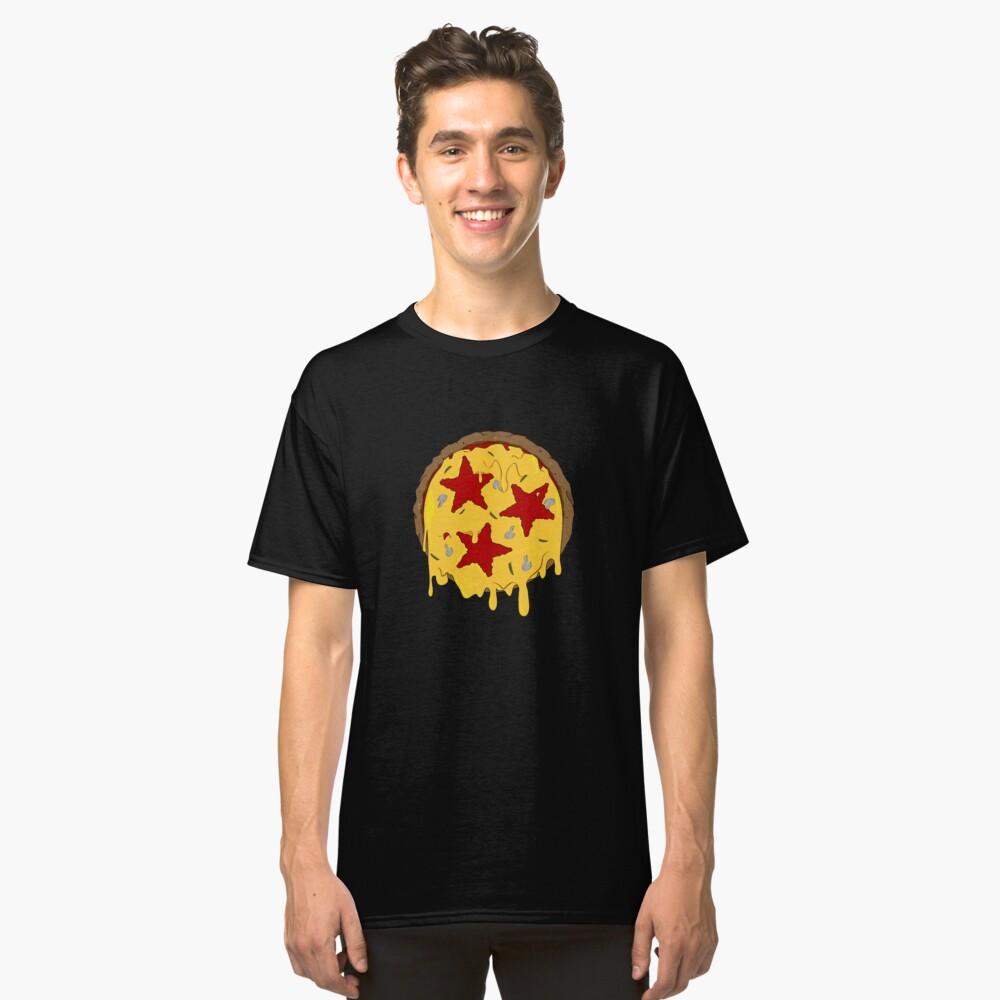 Tristar Pizza Classic T-Shirt Front