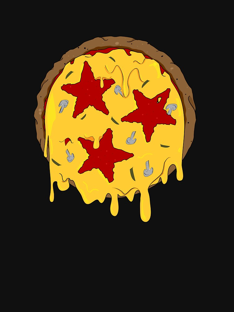 Tristar Pizza by CrystalCoyote