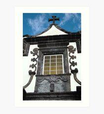 Religious architecture Art Print