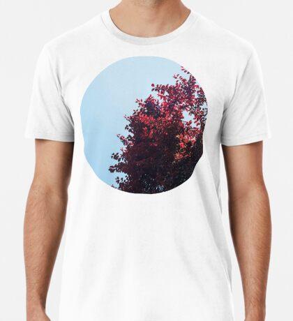 Lieber roter Baum Premium T-Shirt