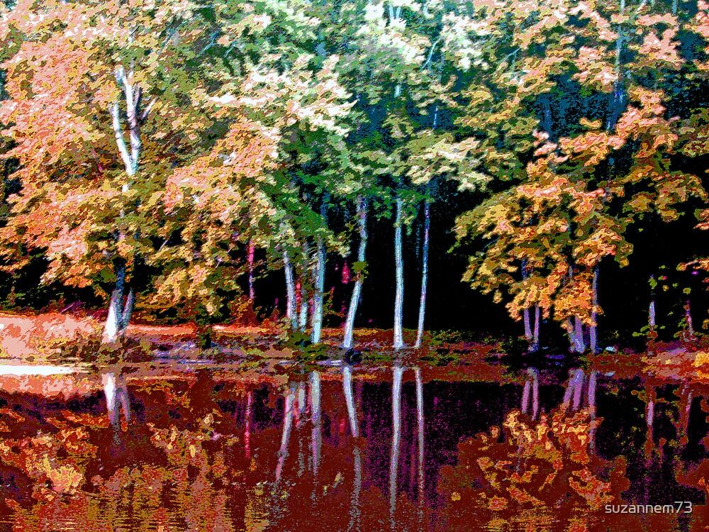 Autumn's Glory by suzannem73
