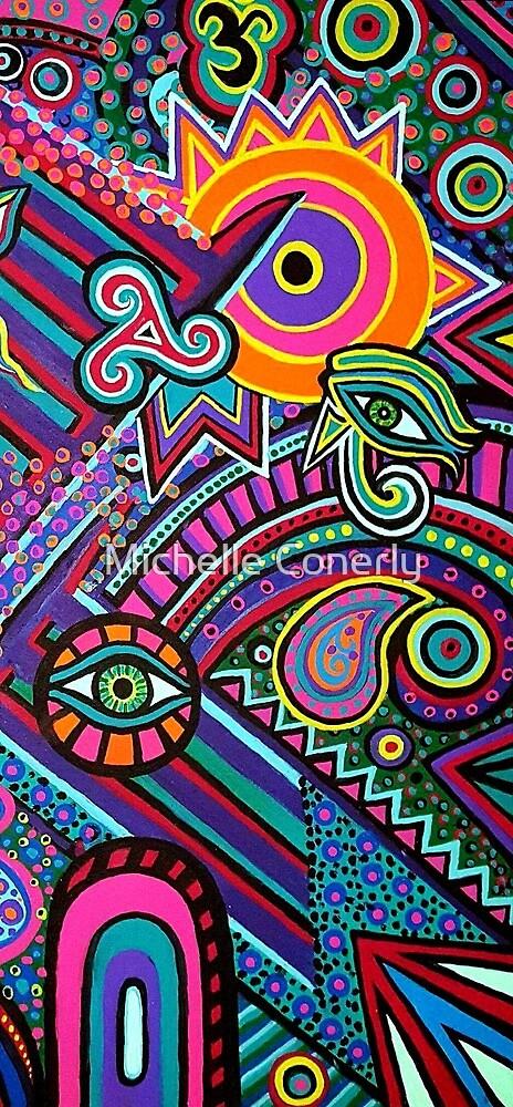 Eye Love Om 2 by Michelle Conerly
