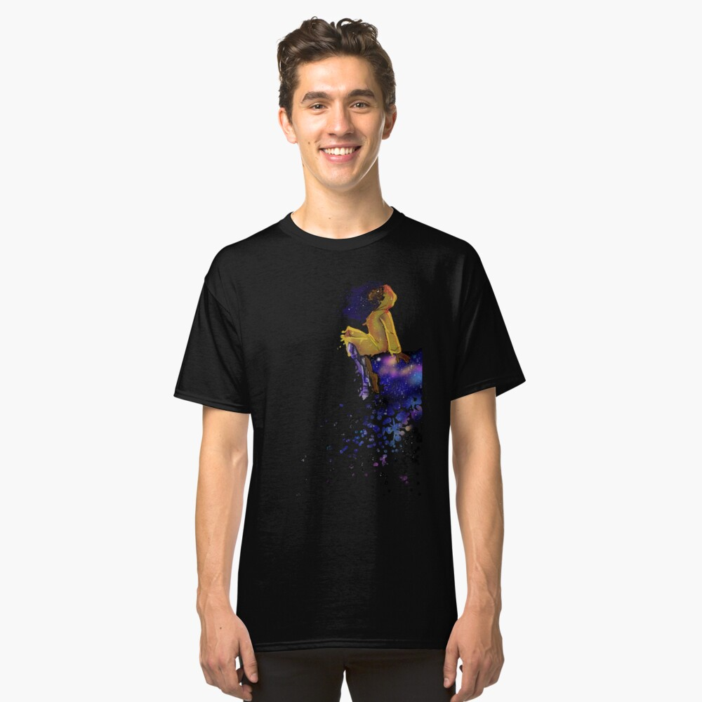 Lost in the Stars Classic T-Shirt Front