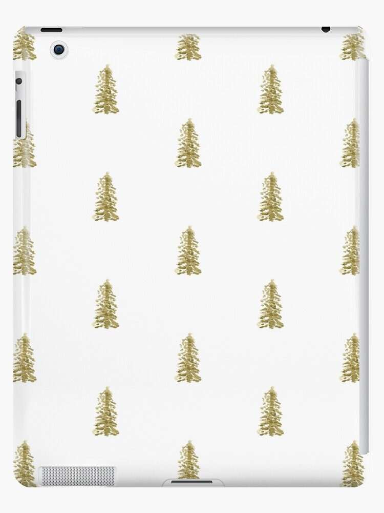 Pine Tree Laptop / Tablet Case by Brookelle Hunter