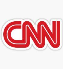 CNN sticker Sticker