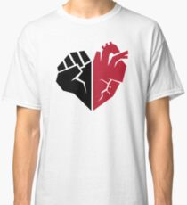 Rage And Love Classic T-Shirt
