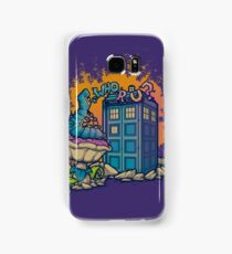 Who R U Samsung Galaxy Case/Skin