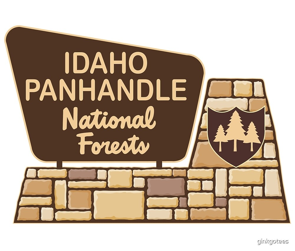 Idaho Panhandle National Forests by ginkgotees