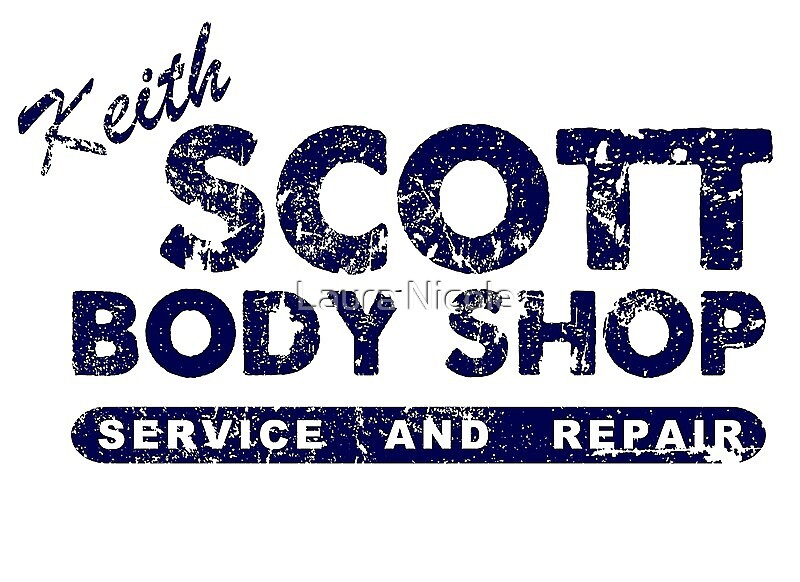 Keith Scott Body Shop by Laura Nicole