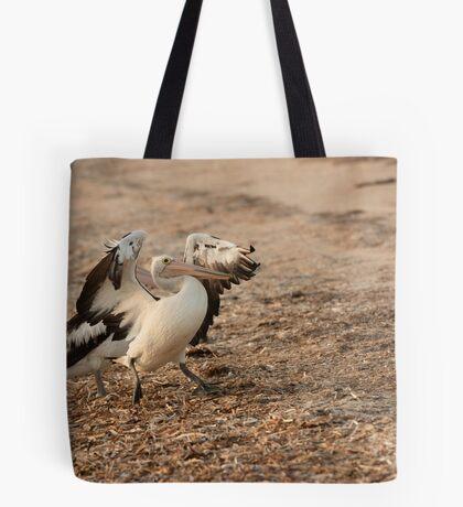 Pelican Stomp Tote Bag