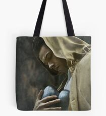 Prayer For The Frail Tote Bag