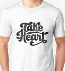 Take Heart Unisex T-Shirt