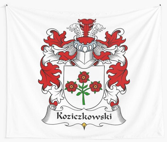 Koziczkowski by HaroldHeraldry