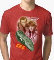 Get Smart! Tri-blend T-Shirt