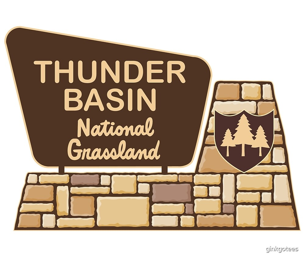 Thunder Basin National Grassland by ginkgotees