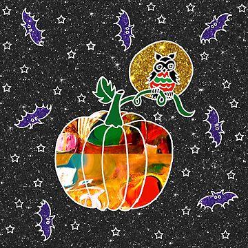 The Halloween Pumpkin 2 by kassandry31