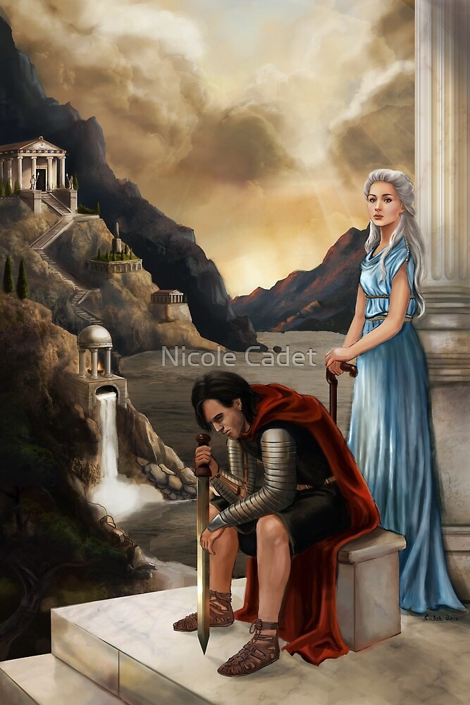 Spirit of the Sword book 1 by Nicole Cadet