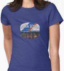 Nova Scotia Women's Fitted T-Shirt