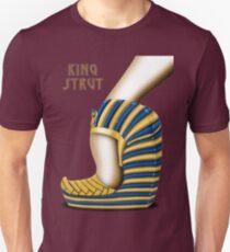 King Tut Egyptian Shoe T-Shirt