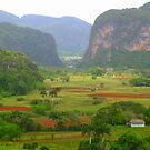 Vinales Mogotes by Honor Kyne