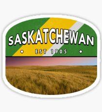 Saskatchewan Sticker