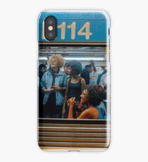 instântaneo de janela de trem iPhone Case/Skin