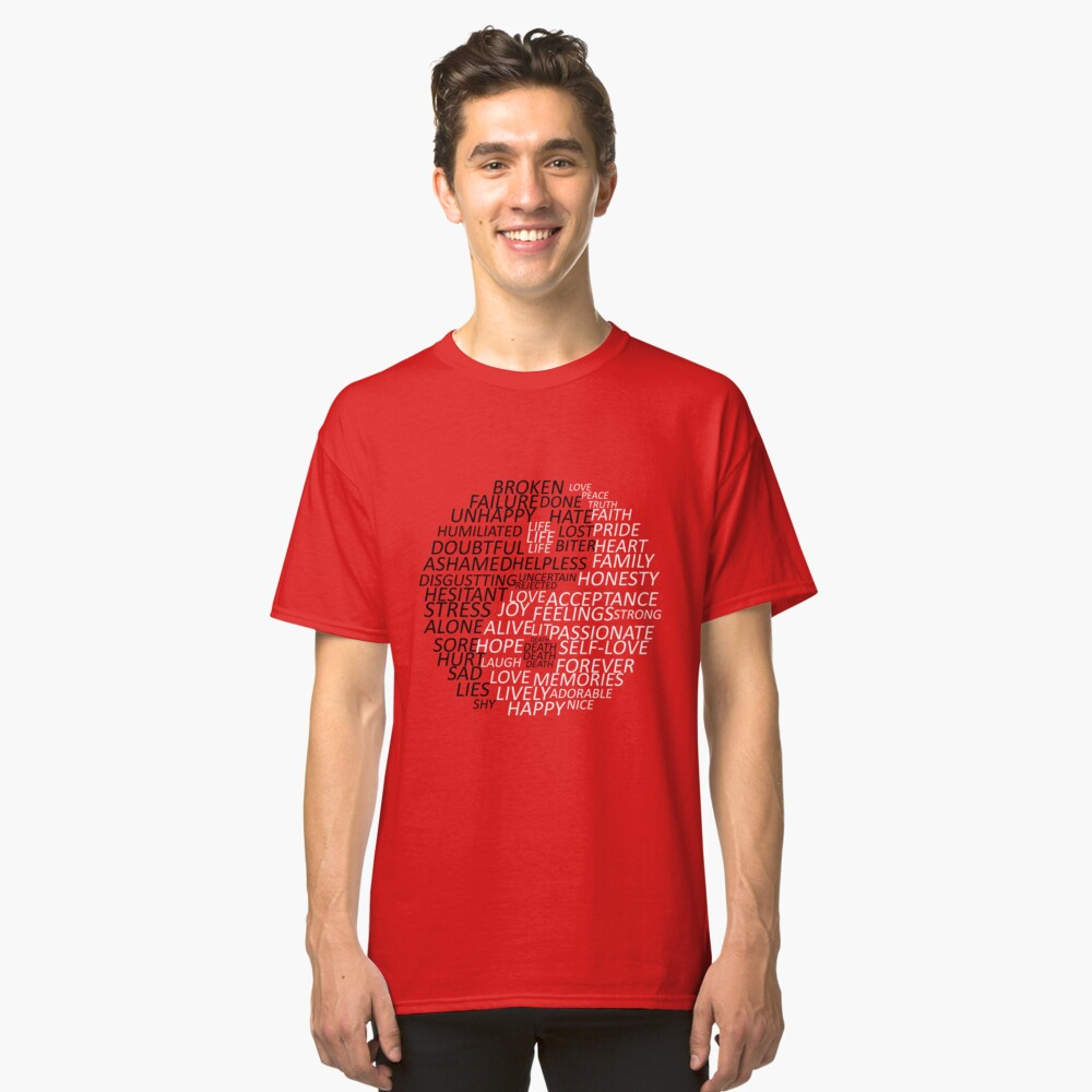 Life Classic T-Shirt Front