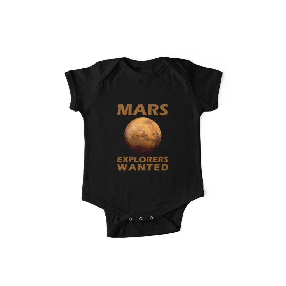 Occupy Mars - Explorers Wanted Space exploration  by everydayjane
