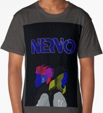 Nervo   MODERN ART   VIBRANT DESIGN   ABSTRACT   CONTEMPORARY STUDIO  Long T-Shirt