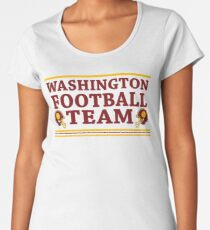 Washington Football Team Women's Premium T-Shirt