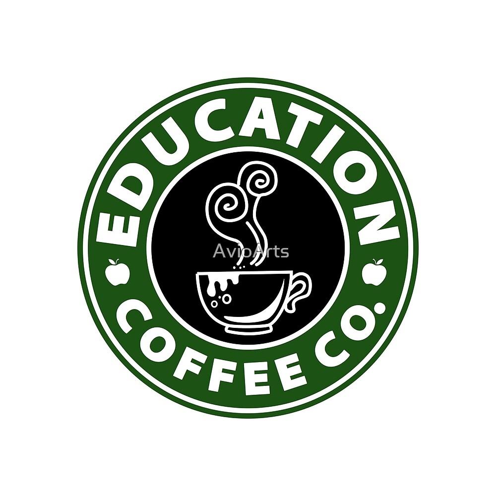 Education Coffee Co. (Coffee) by AvioArts